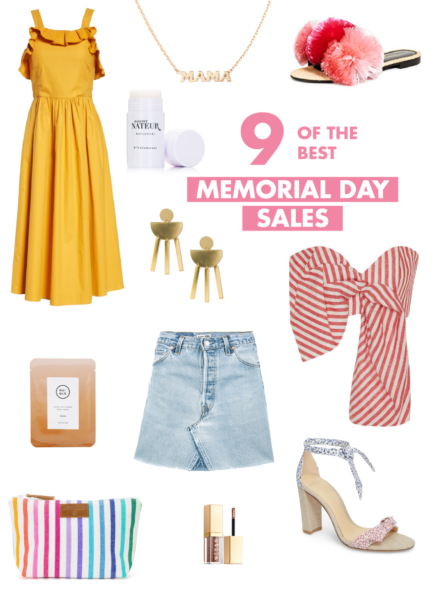 9 of the Best Memorial Day Sales (And What We're Actually Buying From Each)