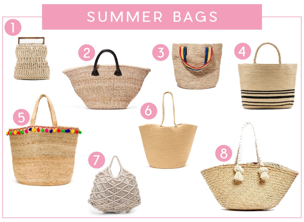 The Summer Essentials We're Loving This Season_Bags