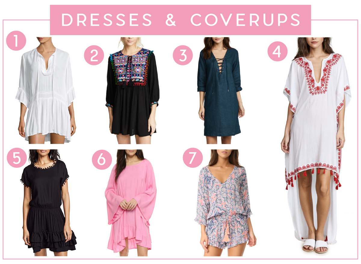 The Summer Essentials We're Loving This Season_DRESSES & COVERUPS