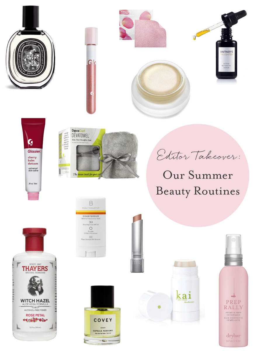 Editor Takeover- Our Summer Beauty Routines_Promo