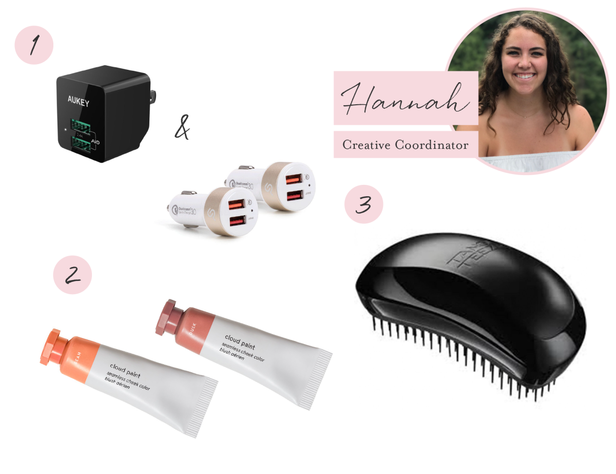 The 3 Things Each of our Editors Can't Live Without_Hannah