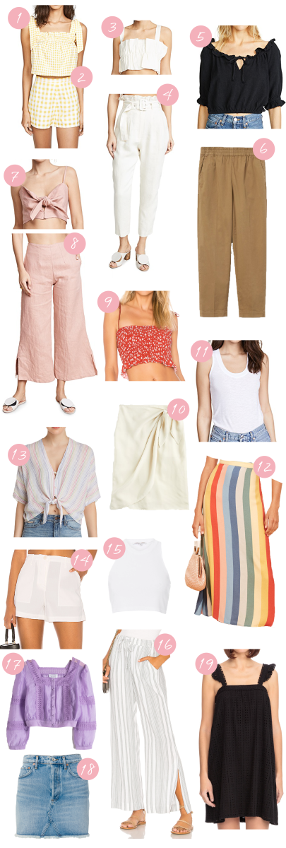 What to Wear When It's Blistering Hot _Roundup
