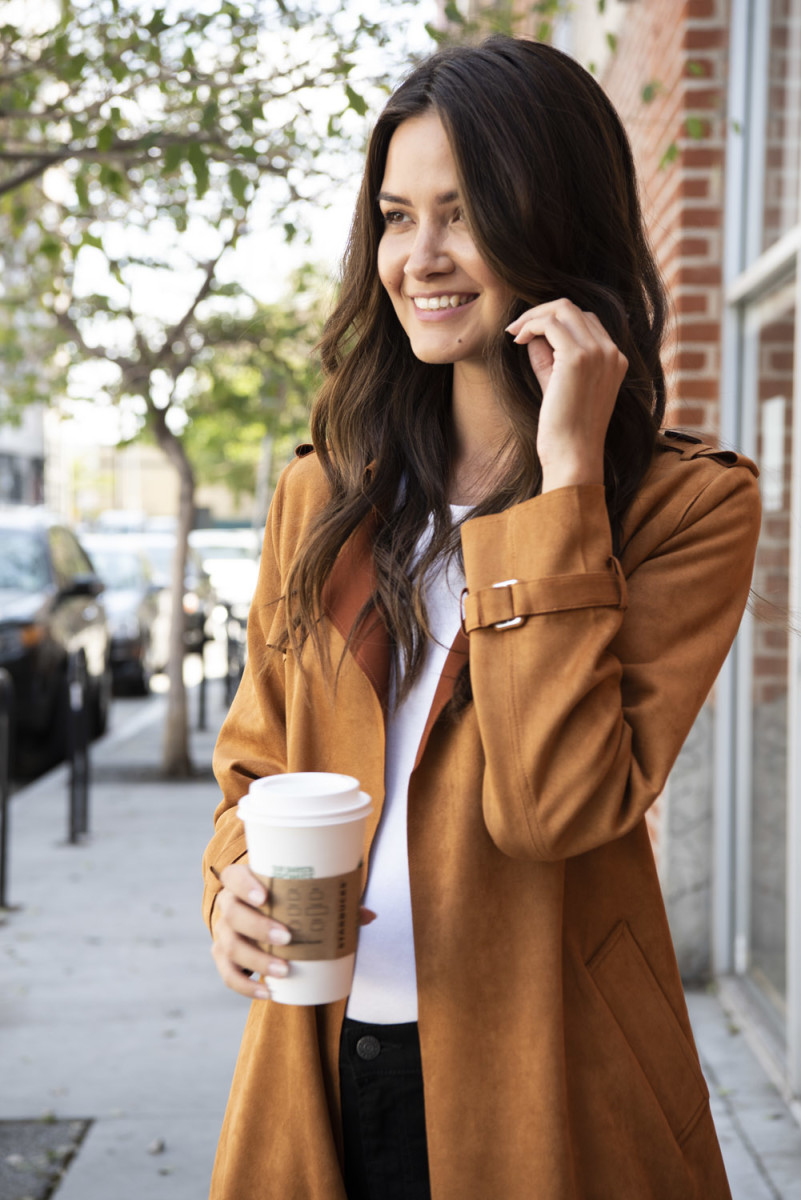 Adrianna Coat