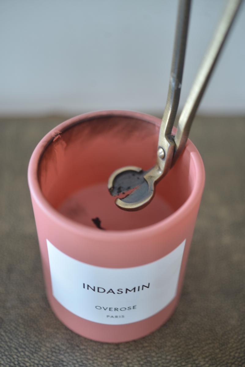 Indasmin in 'Overrose'