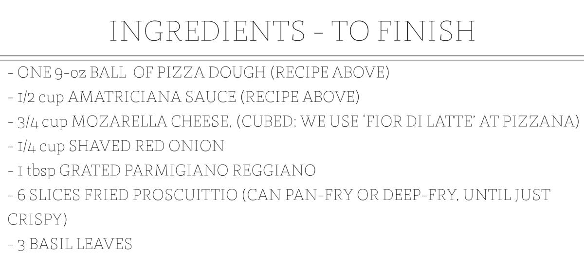 Pizzana Ingredient Slides_Ingredients - To Finish