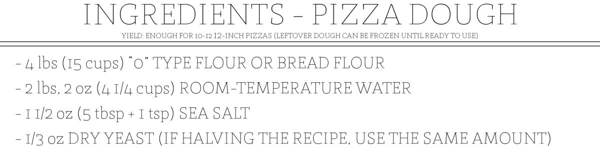 Pizzana Ingredient Slides_PIZZA DOUGH