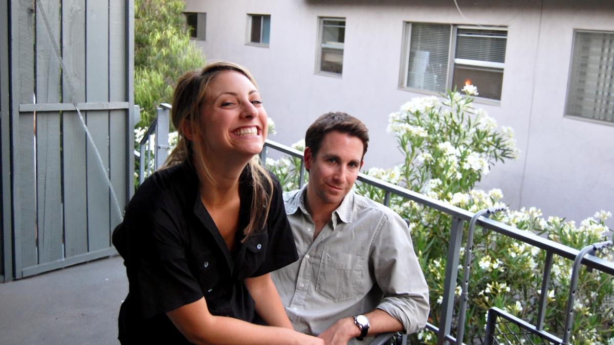 Emily and Geoffrey Ten Years Hero