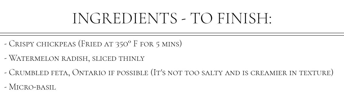 La Palma Salad Slides_Ingredients - To Finish
