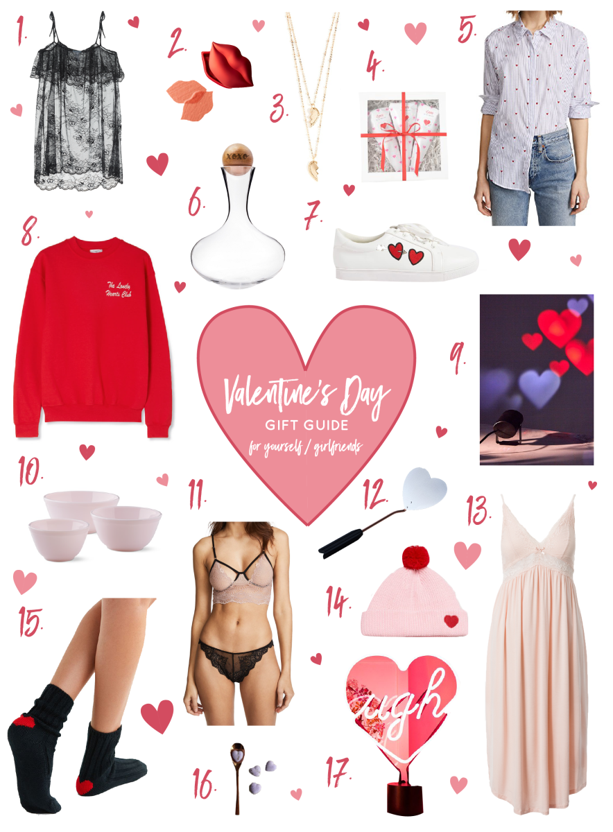 Valentine's Day Gift Guide for Yourself