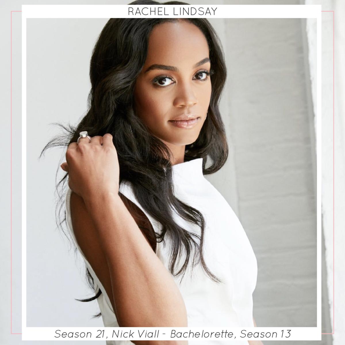 Bachelor Beauty Tips_Rachel Lindsay