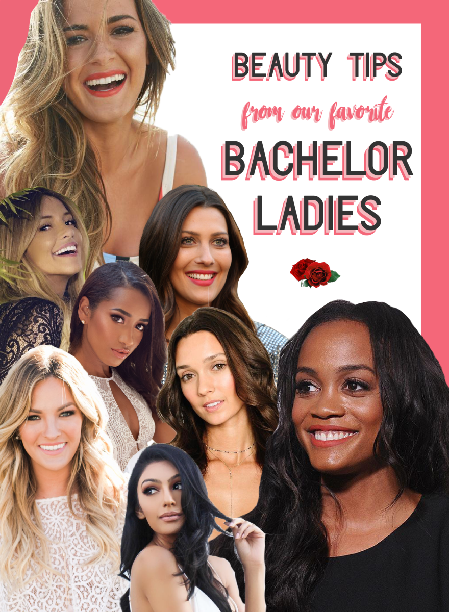 Bachelor Beauty Tips Graphics_Promo