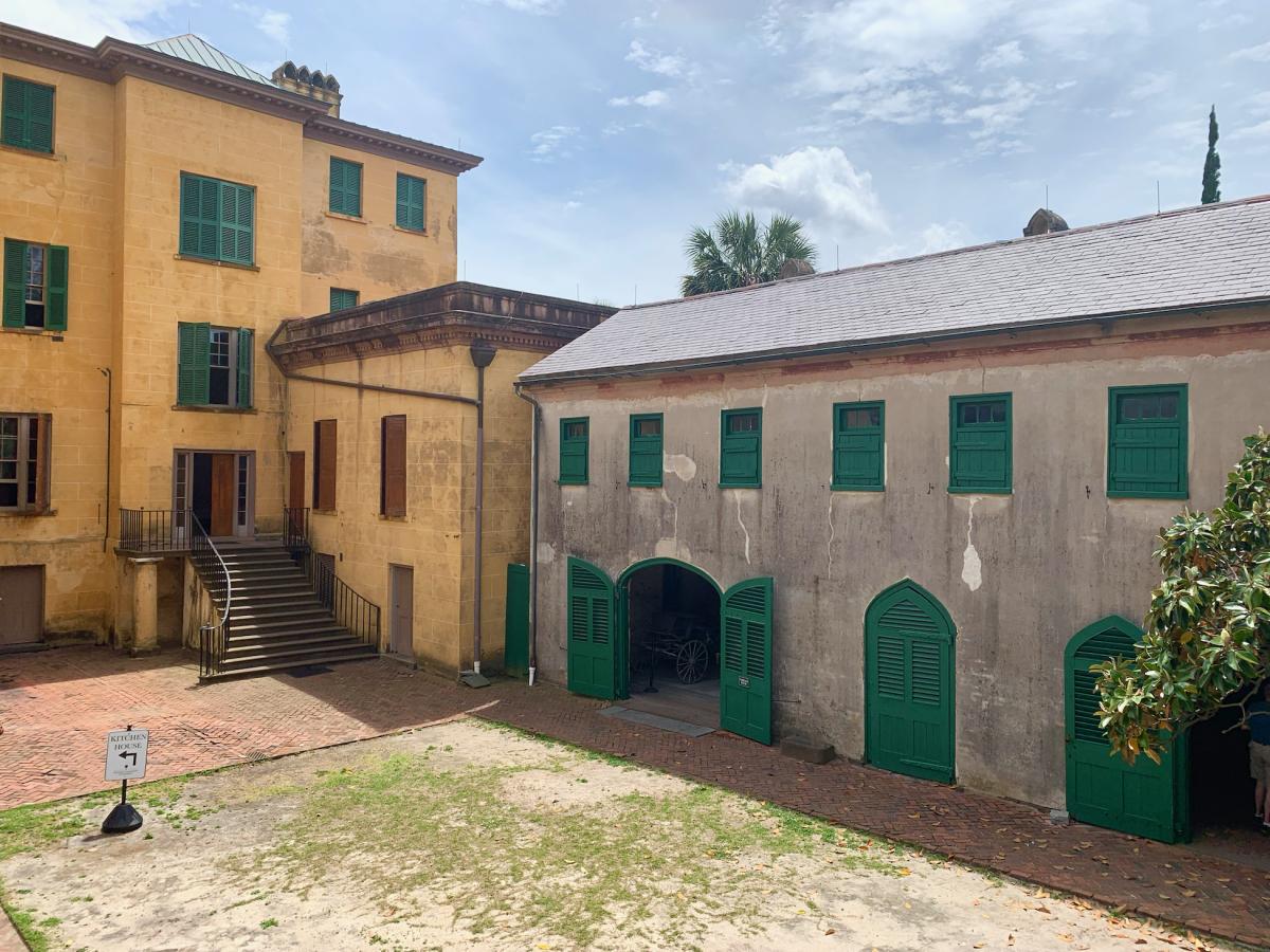 The Aiken-Rhett house