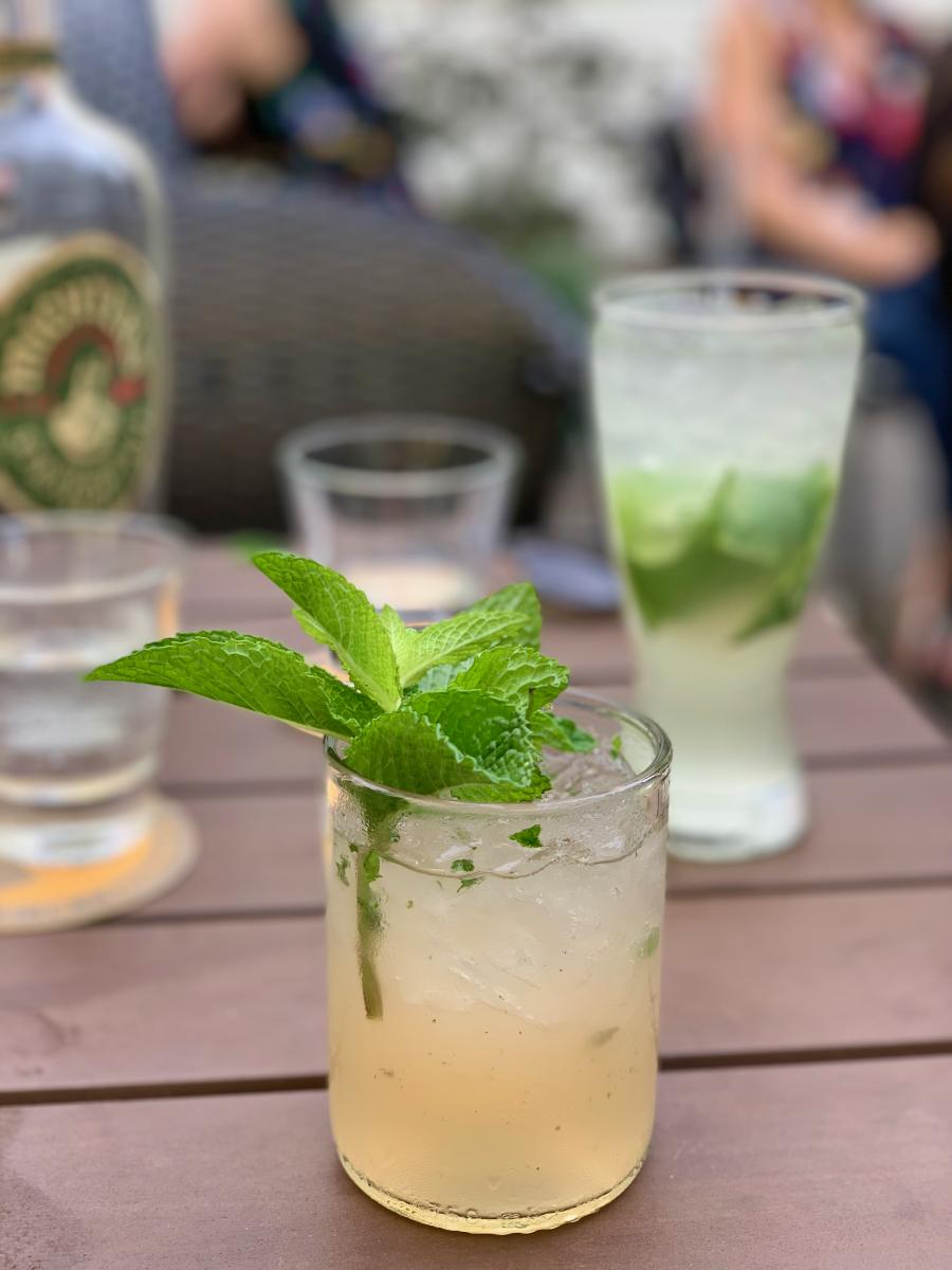 Mocktail at The Bar at HUSK