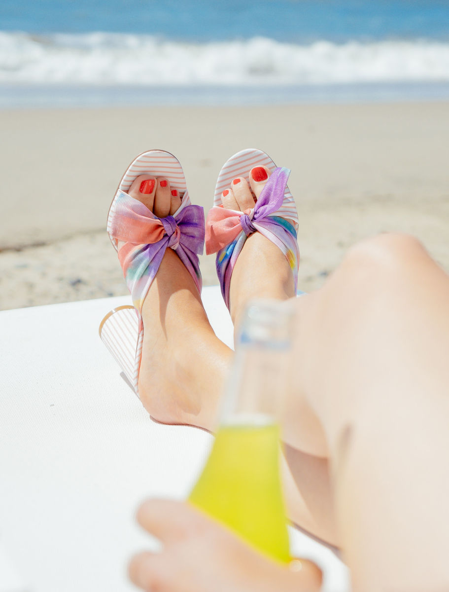 Orinda Slide Sandal
