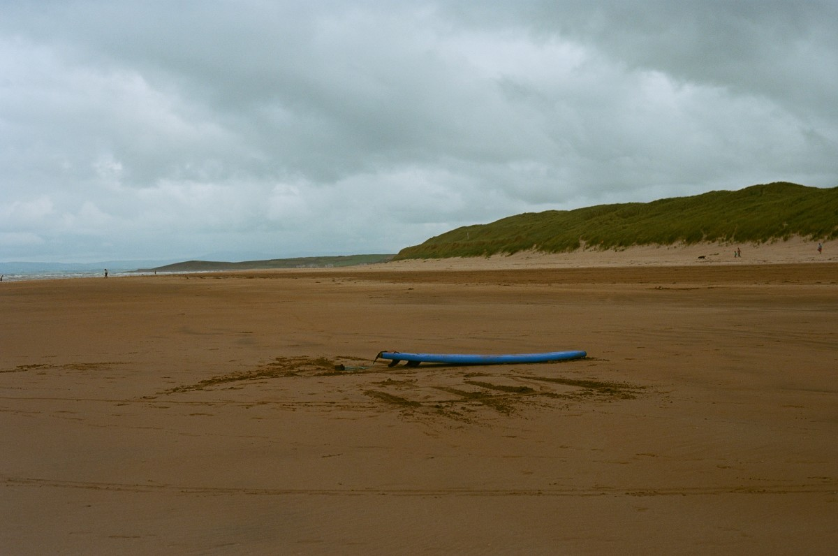 Tulland Strand in Bundoran