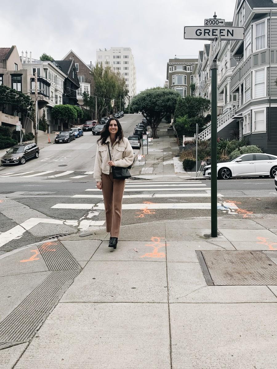 Zara Jacket, Beauty & Youth Matching Set (similar here), Zara Boots (similar here), Celine Bag