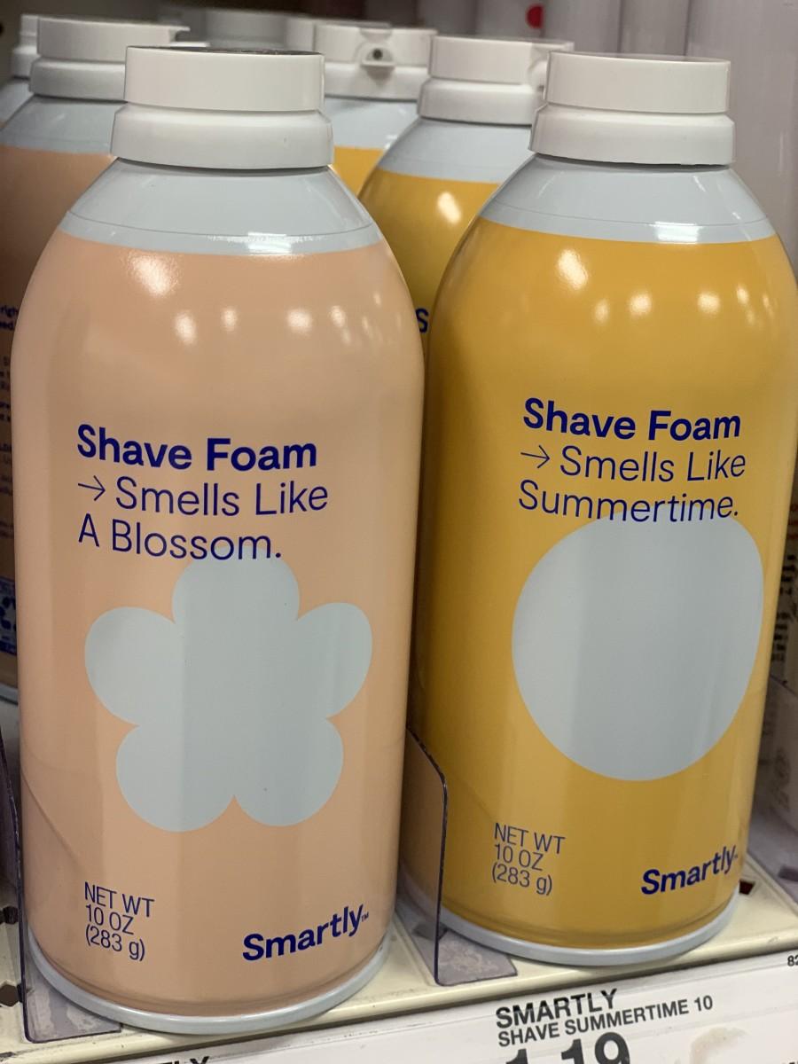 shavingcream