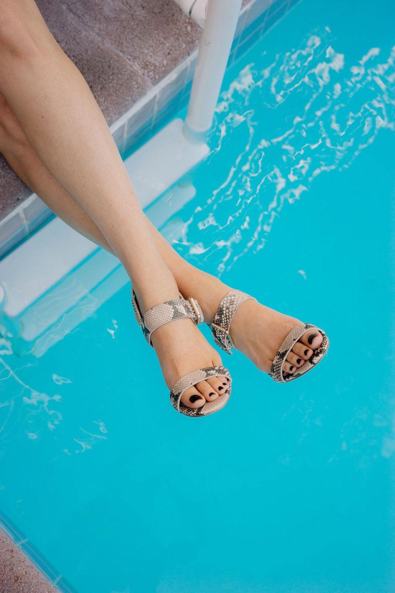 Gisela Block Heels