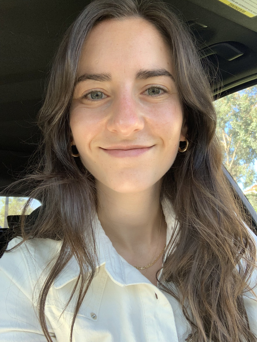No makeup, right after I got into my car to head to work in the morning on the final day of my month using The Ordinary. Only complaint is the slight redness on my nose!