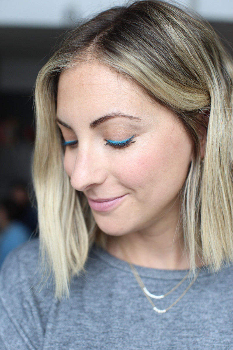 A few weeks ago, we posted a poll on @shopcupcakesandcashmere asking whether we should ditch our more typical natural looks in favor of some colorful eye ...
