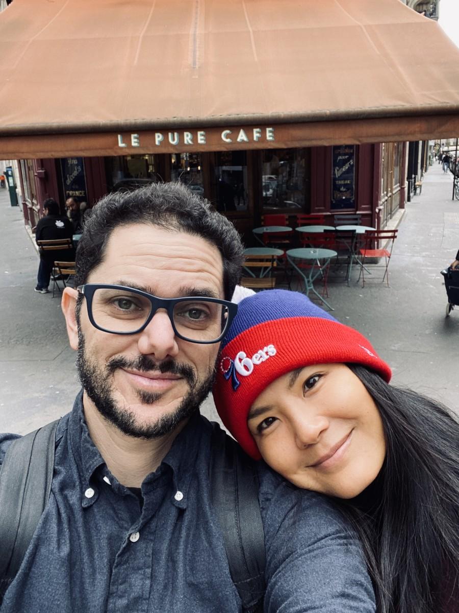 Lynn and Abe Paris