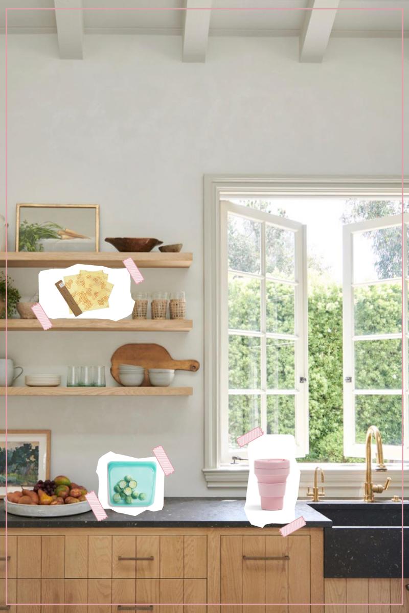 Image of kitchen via @amberinteriors