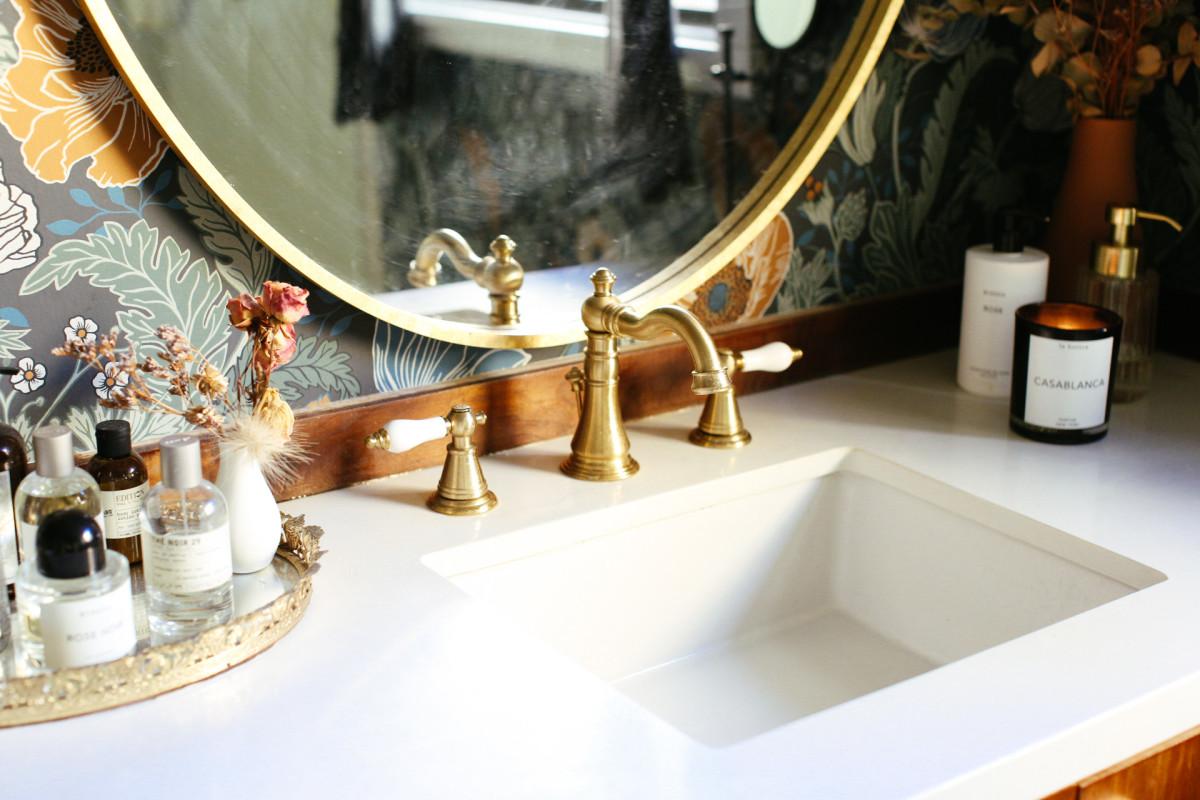 Wayfair bathroom faucet