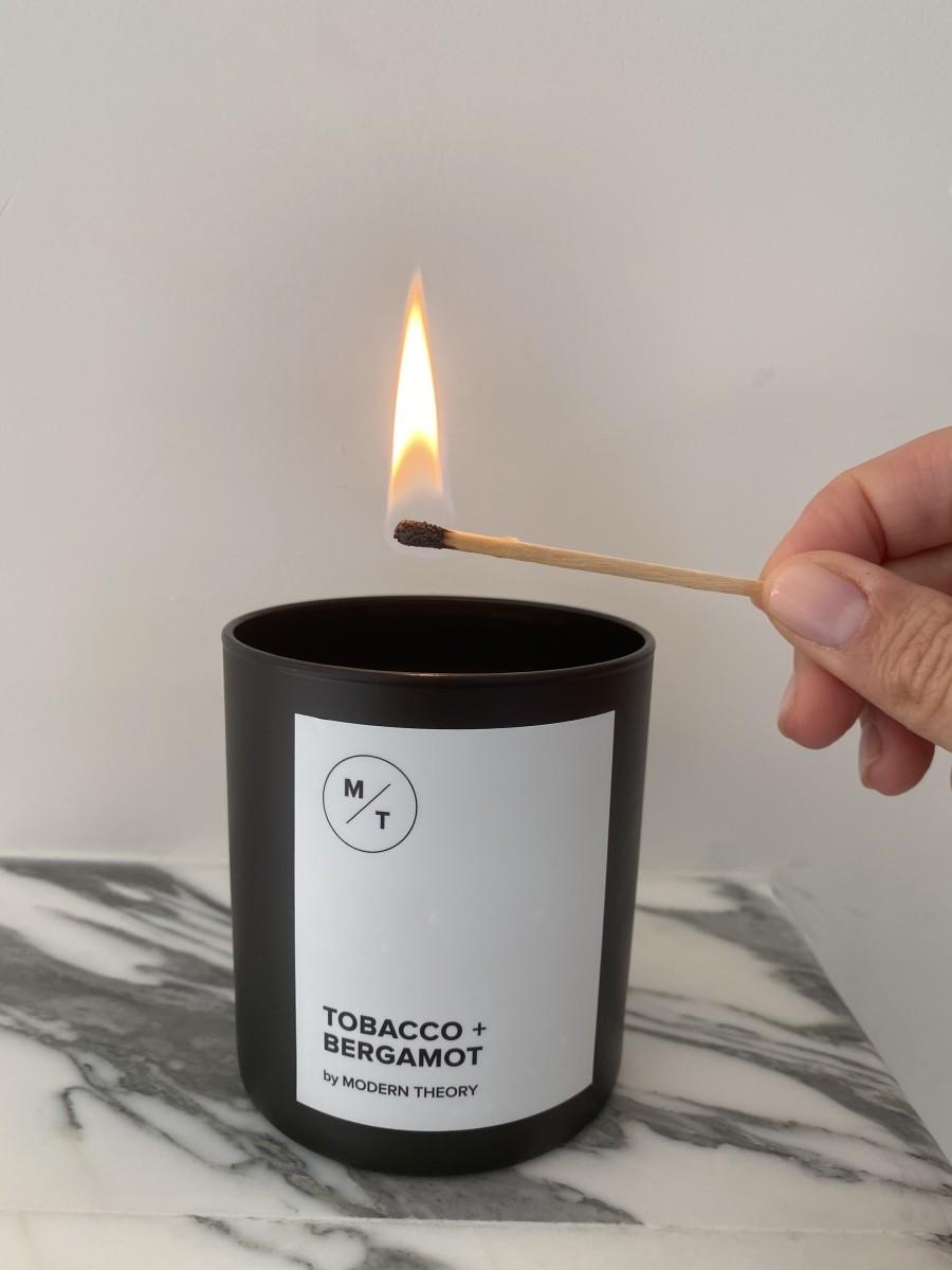 Modern Theory Candle