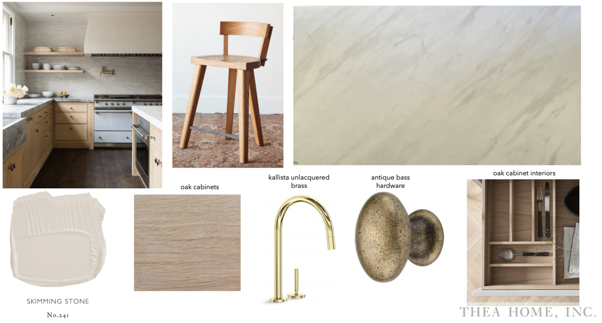 Our kitchen mood board