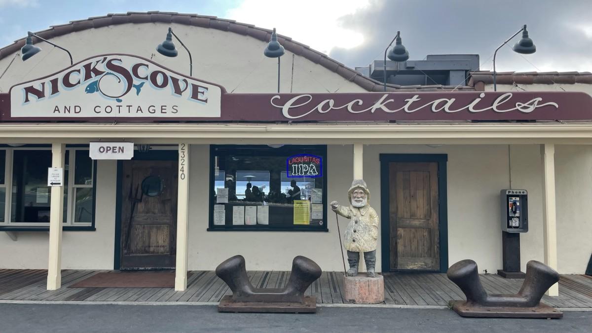 {Nick's Cove Restaurant}